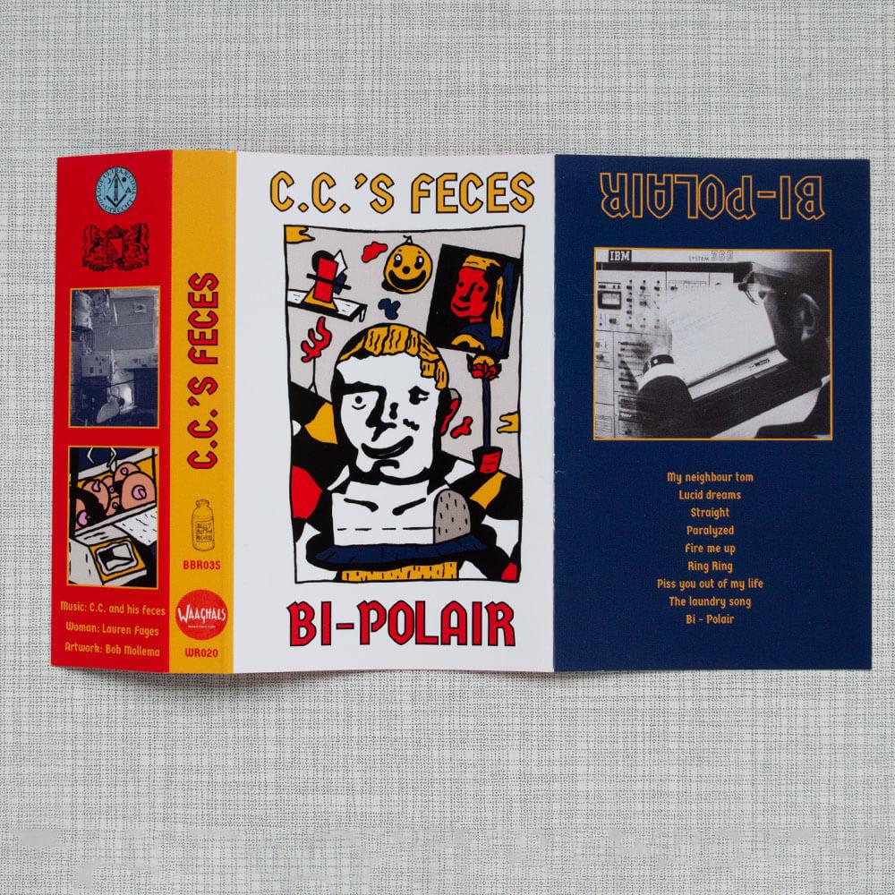 C.C.'s Feces Bob Mollema